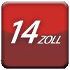 Yokohama A021 - 14 Zoll