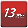 Michelin TB5 / TB15 - 13 Zoll