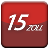 Michelin TB5 / TB15 - 15 Zoll